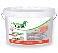 СИЛІКОНОВА ФАРБА GREENLINE Silicone water-dispersion paint 10 л