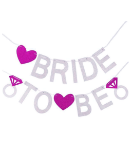 "Гирлянда для девичника ""Bride to be"""