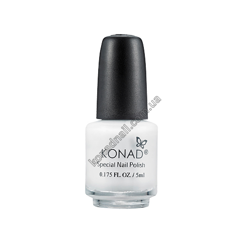 Лак для стемпинга Konad White (5ml)