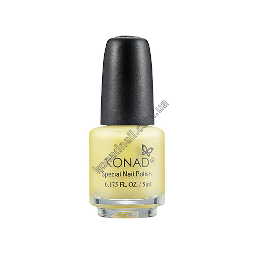 Лак для стемпинга Konad Pastel Yellow (5ml)