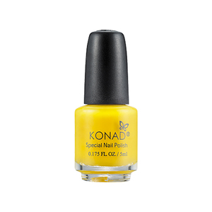 Лак для стемпинга Konad Yellow (5ml)