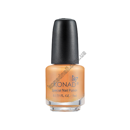 Лак для стемпинга Konad Pastel Orange (5ml)