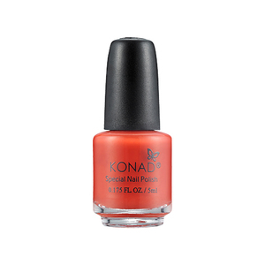 Лак для стемпинга Konad Dark Orange (5ml)