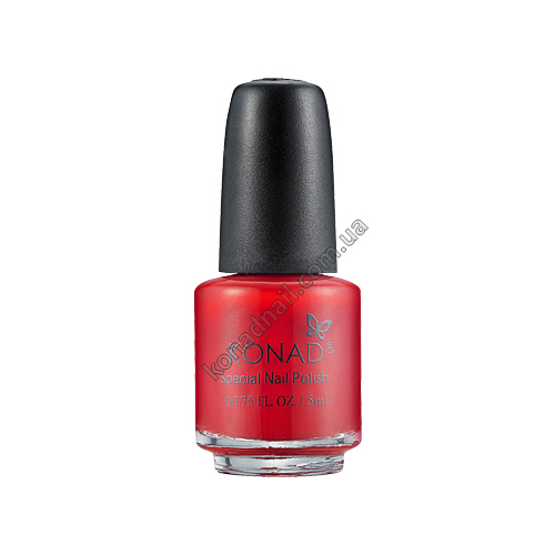 Лак для стемпинга Konad Red (5ml)