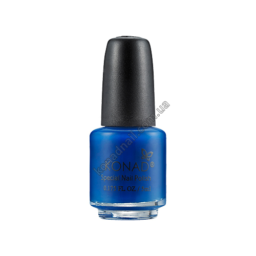 Лак для стемпинга Konad Blue (5ml)