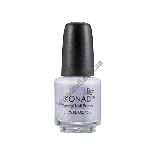 Лак для стемпинга Konad Light Gray (5ml)