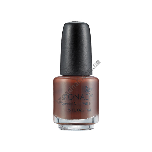 Лак для стемпинга Konad Chocolate (5ml)