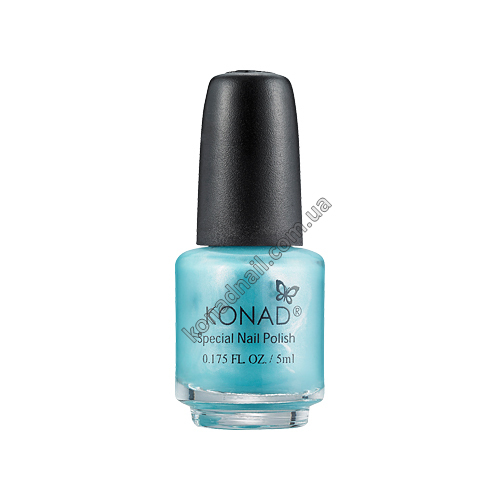 Лак для стемпинга Konad Hepbum Blue (5ml)