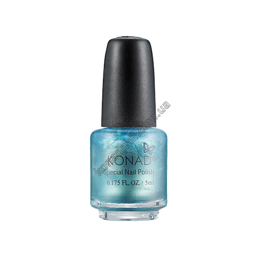 Лак для стемпинга Konad Secret Blue (5ml)