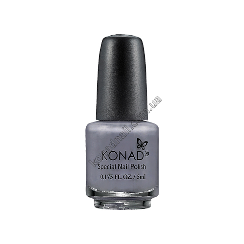 Лак для стемпинга Konad Gray (5ml)