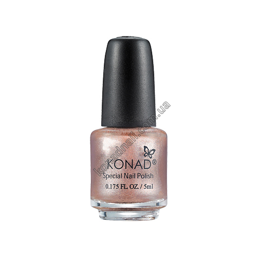 Лак для стемпинга Konad Brown (5ml)