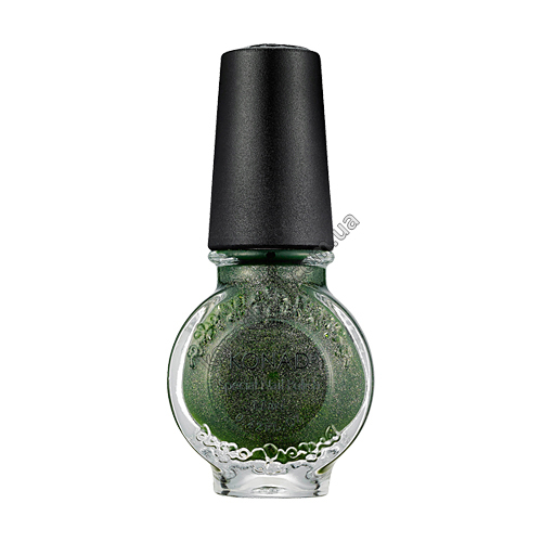 Лак для стемпинга Konad Moss Green (11ml)