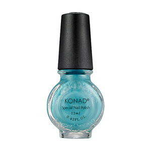 Лак для стемпинга Konad Hepbum Blue (11ml)