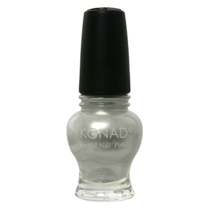 Лак для стемпинга Konad Silver-серии Princess 12 ml.
