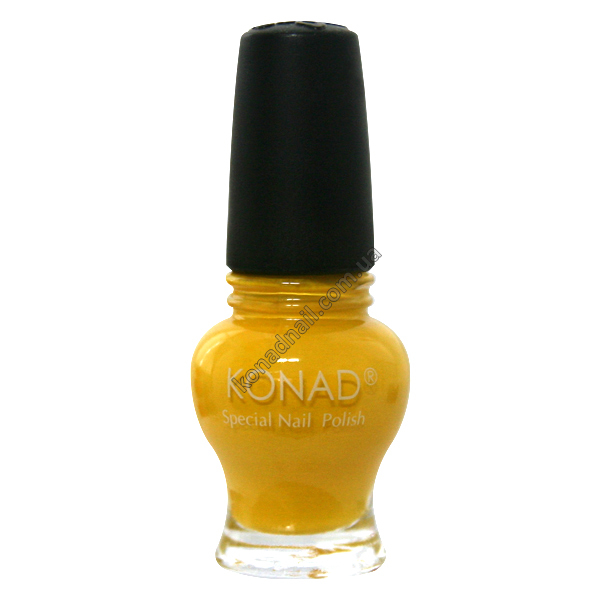 Лак для стемпинга Konad Yellow-серии Princess 12 ml.