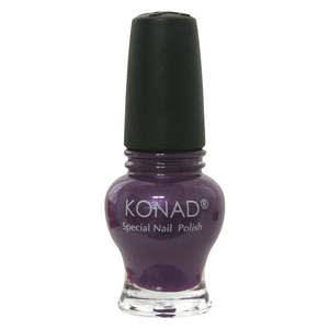 Лак для стемпинга Konad Violet Pearl-серии Princess 12 ml.