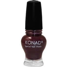 Лак для стемпинга Konad Dark Purple-серии Princess 12 ml.