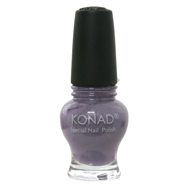 Лак для стемпинга Konad Light Gray-серии Princess 12 ml.