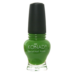 Лак для стемпинга Konad Apple Green-серии Princess 12 ml.