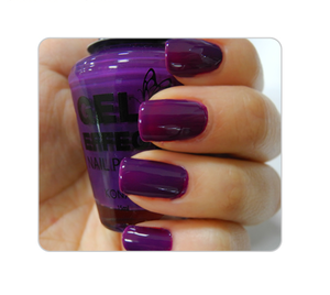 Лак для ногтей Konad Gel Effect Nail Polish - 11 Urban Violet 15 ml.