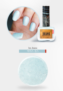 Лак для ногтей Konad Jeans - Ice Jeans 10 ml.