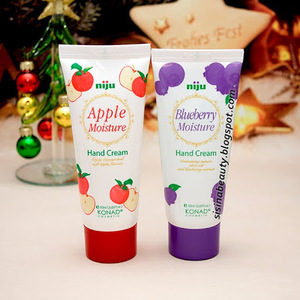 Konad niju Apple Moisture Hand Cream? & Konad niju Blueberry Moisture Hand Cream?