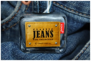 Konad Classic Jeans Nail Collection - Smoke Blue Jeans