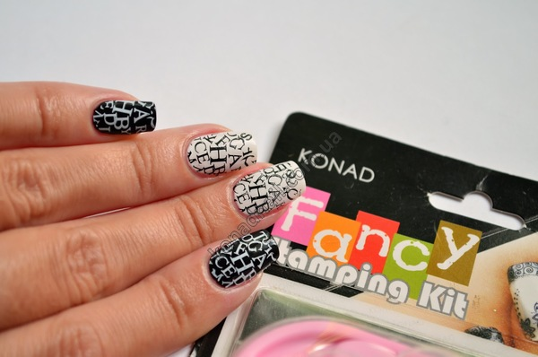 Набор Konad Fancy Stamping Kit