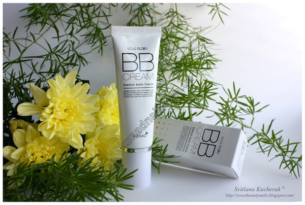 Konad iloje Flobu BB Cream Blemish Balm Cream 50g review / Konad BB Cream