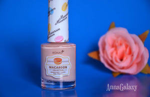 Konad soft touch nail polish лак для ногтей Peach Macaroon