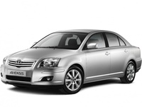 TOYOTA AVENSIS T250