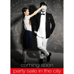 N'Z на party Sale in the city