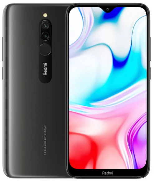 Смартфон Xiaomi Redmi 8 3/32Gb (Black)