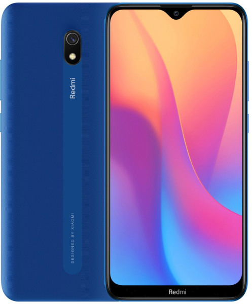Смартфон Xiaomi Redmi 8A 4/64Gb Ocean Blue Unblocked EU