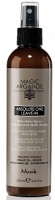 MAGIC ARGANOIL Absolute One Leave-In Маска спрей мультиактивная 250мл (ABSOLUTE ONE MULTI-ACTION LEAVE-IN RESTRUCTURING MASK ARGAN OIL PH 4,0 MX Nook)