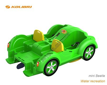 Водный велосипед Kolibri mini Beetle