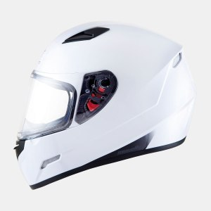Мотошлем MT Helmets MUGELLO SOLID gloss-white