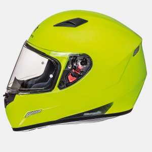 Мотошлем MT Helmets Mugello Yellow Fluor