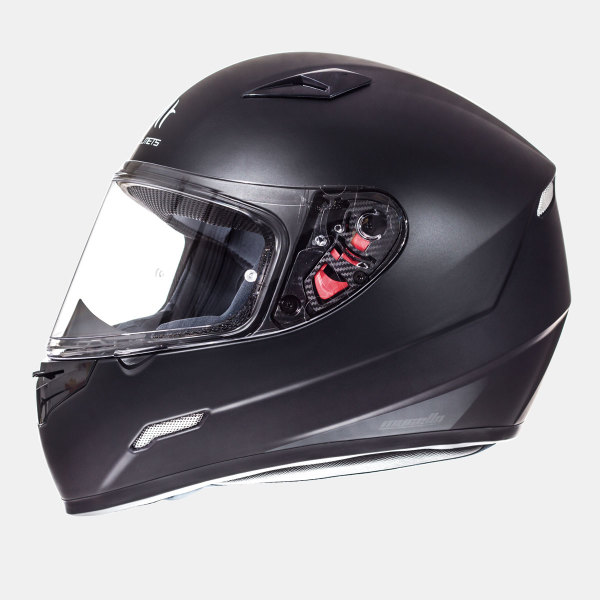 Мотошлем MT Helmets MUGELLO SOLID matt-black