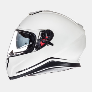 Мотошлем MT Helmets THUNDER 3 SV SOLID PEARL WHITE