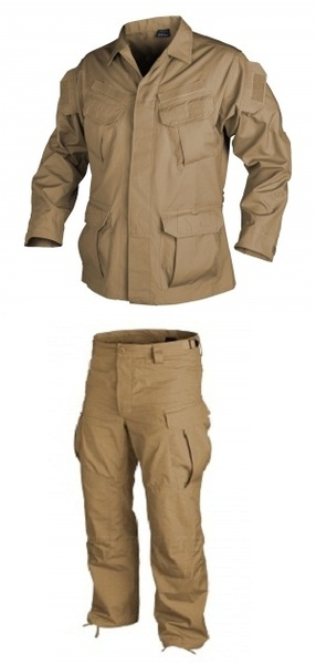 Китель и брюки SFU (Special Forces Uniform™)  Койот