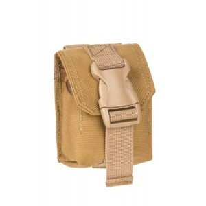 Подсумок для осколочной гранаты MOLLE FGP - Coyote Brown