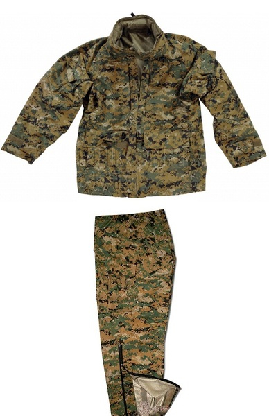 Куртка  и брюки APECS (All-Purpose Environmental Clothing System) Марпат