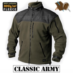 Флисовая куртка Classic Army Fleece Jacket