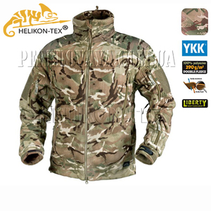 Куртка флисовая Liberty Heavy Fleece Jacket MP CAMO