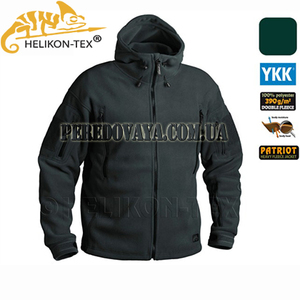 Флисовая куртка Patriot Heavy Fleece Jacket-Jungle Green