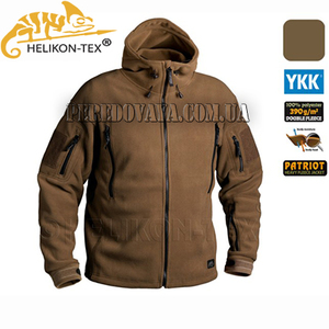 Флисовая куртка Patriot Heavy Fleece Jacket - койот