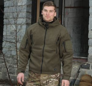 Флисовая куртка Patriot Heavy Fleece Jacket