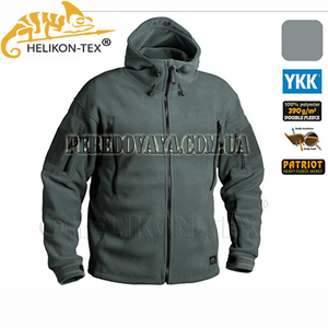 Флисовая куртка Patriot Heavy Fleece Jacket - Foliage Green
