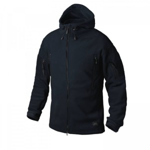 Флисовая куртка Patriot Heavy Fleece Jacket - Navy Blue